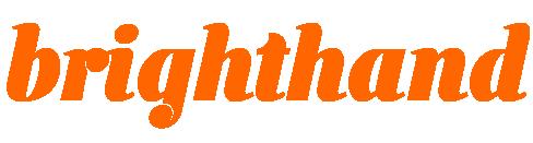 brighthand web design Retina Logo